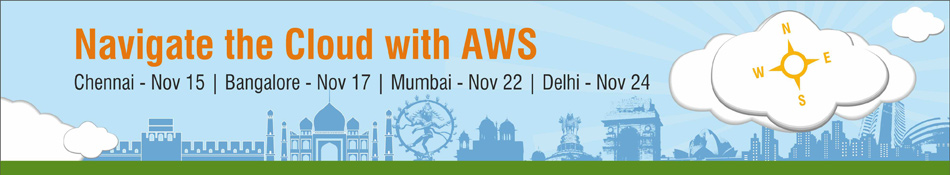 AWS Cloud Tour 2011