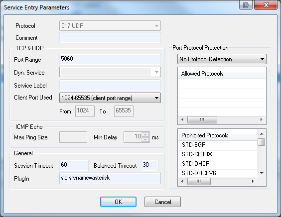 How do I use an SIP VoIP system through the Barracuda NG Firewall