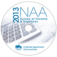 2013 Income and Expenses Survey