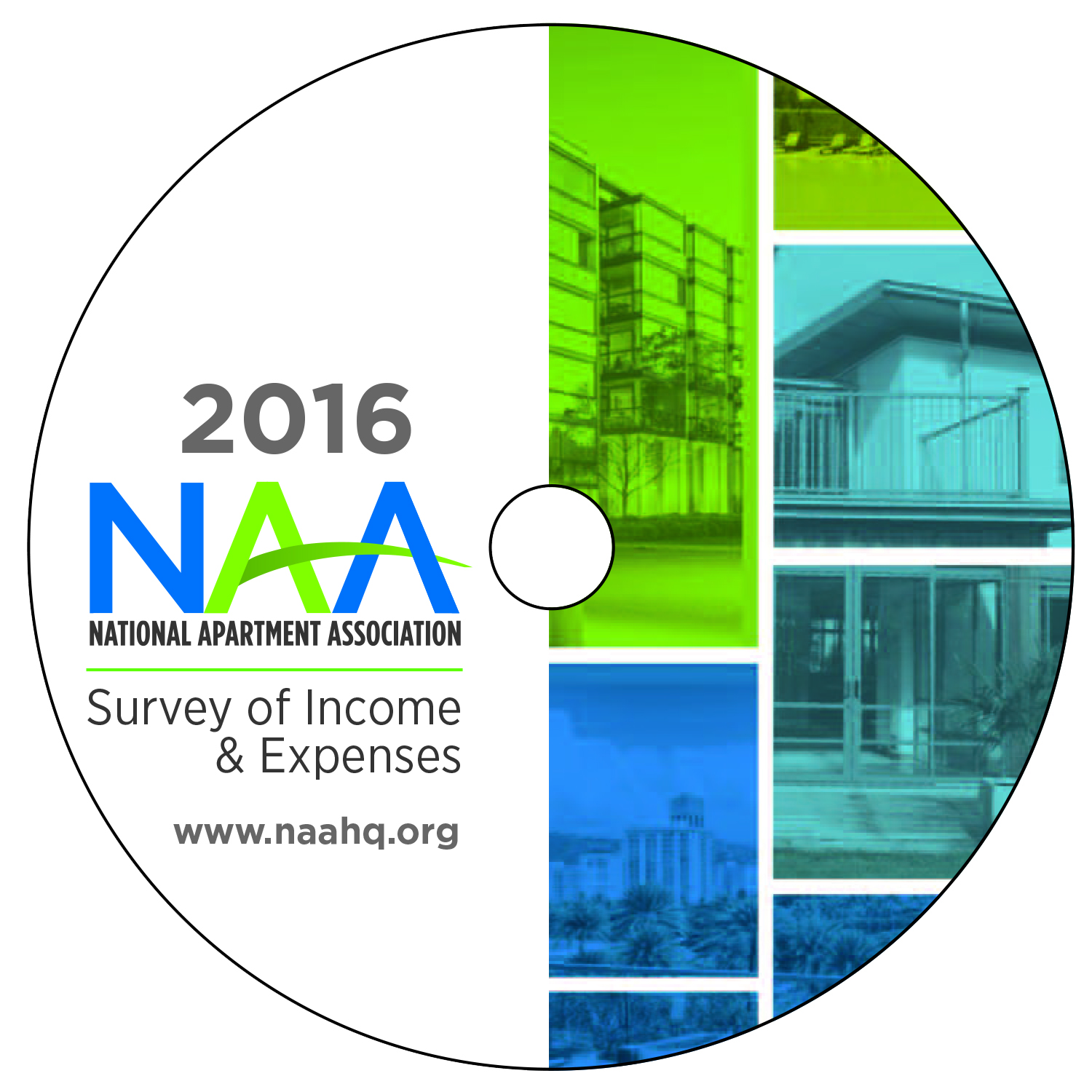 2016 Income and Expenses Survey - CD